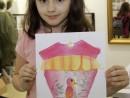Design Vestimentar Rochie cu Broderie Manuela 130x98 Atelier design vestimentar, Copii 8 18 ani
