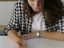 Design Vestimentar Stilizarea corpului uman Alexia 130x98 Atelier design vestimentar, Copii 8 18 ani