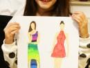 Design Vestimentar Stilul elegant Ana Maria 130x98 Atelier design vestimentar, Copii 8 18 ani