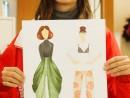 Design Vestimentar Stilul elegant Julia 130x98 Atelier design vestimentar, Copii 8 18 ani