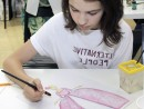 Design Vestimentar Studiu In Perioada Rococo Maria 130x98 Atelier design vestimentar, Copii 8 18 ani
