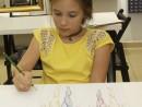 Design Vestimentar Studiu corp uman Carina 130x98 Atelier design vestimentar, Copii 8 18 ani
