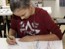 Design Vestimentar Studiu corp uman Ilinca 130x98 Atelier design vestimentar, Copii 8 18 ani