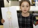 Design Vestimentar Studiu corp uman Maria Luiza 130x98 Atelier design vestimentar, Copii 8 18 ani