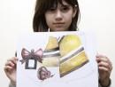 Design Vestimentar Studiu dupa Drapaj Daria 130x98 Atelier design vestimentar, Copii 8 18 ani