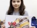 Design Vestimentar Studiu dupa Drapaj Manuela 130x98 Atelier design vestimentar, Copii 8 18 ani