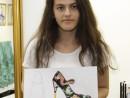 Design Vestimentar Studiu pantof Alexandra 130x98 Atelier design vestimentar, Copii 8 18 ani