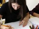 Design Vestimentar Studiul corpului uman Creioane colorate Femeie Briana 130x98 Atelier design vestimentar, Copii 8 18 ani
