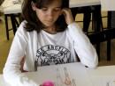 Design Vestimentar Studiul corpului uman Creioane colorate Femeie Ema 130x98 Atelier design vestimentar, Copii 8 18 ani