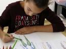 Design Vestimentar Studiul corpului uman Creioane colorate Femeie Laura 130x98 Atelier design vestimentar, Copii 8 18 ani
