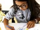 Design Vestimentar Studiul corpului uman Creioane colorate Femeie Maria1 130x98 Atelier design vestimentar, Copii 8 18 ani