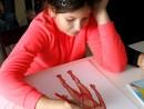 Design Vestimentar Studiul corpului uman Creioane colorate Femeie Stefania 130x98 Atelier design vestimentar, Copii 8 18 ani