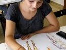 Design Vestimentar Studiul corpului uman Creioane colorate Femeie Terez 130x98 Atelier design vestimentar, Copii 8 18 ani