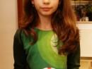 Design Vestimentar Suport de bolduri cusut si decorat Marusia 130x98 Atelier design vestimentar, Copii 8 18 ani