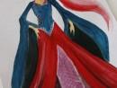 Design vestimentar Creatie vestimentara Epoca medievala Acuarele 130x98 Atelier design vestimentar, Copii 8 18 ani