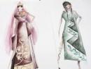 Design vestimentar Creatie vestimentara Grecia Antica Acuarele Briana 2 130x98 Atelier design vestimentar, Copii 8 18 ani