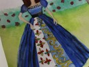 Design vestimentar Creatie vestimentara Renasterea in Italia Acuarele 130x98 Atelier design vestimentar, Copii 8 18 ani