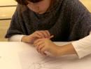 Design vestimentar Creatie vestimentara Roma antica Acuarele Daria 130x98 Atelier design vestimentar, Copii 8 18 ani