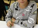 Design vestimentar Geometrizarea corpului uman Maria 130x98 Atelier design vestimentar, Copii 8 18 ani