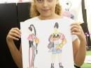 Design vestimentar Stilul romantic Teuta 130x98 Atelier design vestimentar, Copii 8 18 ani