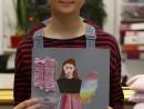 GRUP CROITORIE TEHNICI DE PRELUCRARE A MATERIALELOR 130x98 Atelier design vestimentar, Copii 8 18 ani