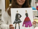 GRUP DESIGN VESTIMENTAR STILUL ELEGANT MARKERE 130x98 Atelier design vestimentar, Copii 8 18 ani
