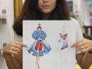 GRUP DESIGN VESTIMENTAR STILUL TRADITIONAL MARKERE 130x98 Atelier design vestimentar, Copii 8 18 ani