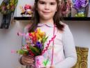 Academia de Primavara Martisor Ghiveci decoratic cu flori Deea 130x98 Atelier Arte Decorative