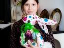 Academia de Primavara Paste Jucarie Iepuras Stefania 130x98 Atelier Arte Decorative