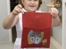 Atelier Decorativ Poseta cusuta si pictata Maria 130x98 Atelier Arte Decorative