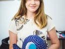 Scoala de Vara Design vestimentar Cusut jucarie Balena albastra Ioana V1 130x98 Scoala de Vara, 2017 – Galerie Foto
