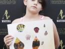 Scoala de Vara Grafica Creioane colorate Ilustratie scoici Pinar1 130x98 Scoala de Vara, 2017 – Galerie Foto