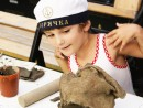 Scoala de Vara Modelaj in lut Crab Maria 130x98 Scoala de Vara, 2017 – Galerie Foto