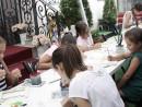 Scoala de vara Arte decorative Culori Vitraliu pe sticla Vitraliu marin Alessia Taisia Eva Ilinca Victoria Sonia Alessia 130x98 Scoala de Vara, 2017 – Galerie Foto