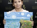 Scoala de varaPictura Acrilic pe Panza Peisaj marin Reproducere Monet Alessia 130x98 Scoala de Vara, 2017 – Galerie Foto