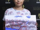 Scoala De Vara Pictura Acrilic pe panza Peisaj Marele Canyon Ioana 130x98 Scoala de Vara, 2018 – Galerie Foto