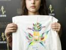 Scoala de Vara Atelier Arte Decorative Culori textile tema carnaval Sacosa Pictata Smaranda 1 130x98 Scoala de Vara, 2018 – Galerie Foto