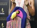 Scoala de Vara Atelier Design Vestimentar Cusut si decorat Rucsac Papagal Chiara 130x98 Scoala de Vara, 2018 – Galerie Foto