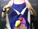 Scoala de Vara Atelier Design Vestimentar Cusut si decorat Rucsac Papagal Ilinca 130x98 Scoala de Vara, 2018 – Galerie Foto