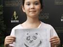 Scoala de Vara Grafica Gravura Tehnica ac rece Panda Anastasia1 130x98 Scoala de Vara, 2018 – Galerie Foto
