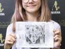 Scoala de Vara Grafica Gravura Tehnica ac rece Urs Maria 130x98 Scoala de Vara, 2018 – Galerie Foto