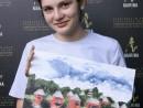 Scoala de Vara Pictura Acrilic pe panza Peisaj Jungla Amazoniana Briana 130x98 Scoala de Vara, 2018 – Galerie Foto