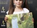 Scoala de Vara Pictura Acrilic pe panza Peisaj Jungla Amazoniana Deea 130x98 Scoala de Vara, 2018 – Galerie Foto