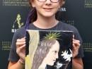 Scoala de Vara 2019 Anul da Vinci Pictura Bunavestire Ioana 130x98 Scoala de Vara, 2019 – Galerie Foto