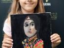 Scoala de Vara 2019 Anul da Vinci Pictura Frumoasa Ferroniere Daria 130x98 Scoala de Vara, 2019 – Galerie Foto