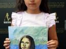 Scoala de Vara 2019 Anul da Vinci Pictura Mona Lisa Alissa 130x98 Scoala de Vara, 2019 – Galerie Foto