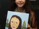 Scoala de Vara 2019 Anul da Vinci Pictura Mona Lisa Ana 130x98 Scoala de Vara, 2019 – Galerie Foto