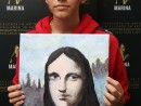 Scoala de Vara 2019 Anul da Vinci Pictura Mona Lisa Andra 2 130x98 Scoala de Vara, 2019 – Galerie Foto