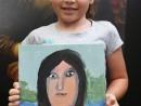 Scoala de Vara 2019 Anul da Vinci Pictura Mona Lisa Clara 130x98 Scoala de Vara, 2019 – Galerie Foto