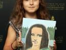 Scoala de Vara 2019 Anul da Vinci Pictura Mona Lisa Irina 130x98 Scoala de Vara, 2019 – Galerie Foto